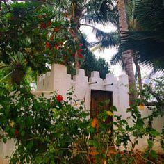 The perfect cultural mashup. #design #details #Zanzibar #Tanzania #Africa