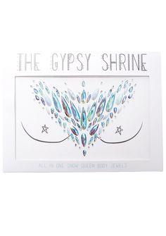 The Gypsy Shrine Snow Queen Jewel Chest Piece