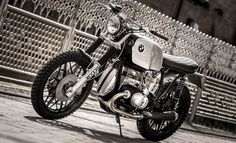 For Motorcycle fans: Down & Out Tom's R80