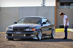 All sizes | JZX100 Chaser vs-kf | Flickr - Photo Sharing!