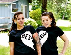 Best Friends  Women's BFF Set by TapRackBangNet on Etsy, $36.00 **Absolutely love this one!!**