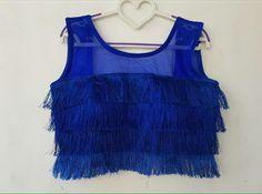 Items similar to Royal Blue Net & Banglori Art Silk Readymade Blouse Choli Top Tunic Sari/Blouse For Women Wear,Wedding Wear,Festive Wear, Designer Blouse on Etsy Indian Blouse, Sari Blouse, Blue Blouse, New Blouse Designs, Saree Blouse Designs, Indian Lehenga, Lehenga Choli, Express Fashion, Party Wear Dresses