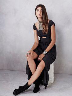 Free People Confession Maxi Dress, $303.00