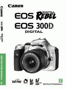 Canon 300D - Manual