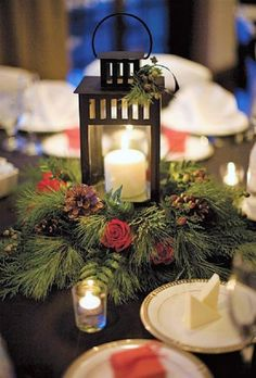 Top 10 Stunning Winter Wedding Centerpiece Ideas