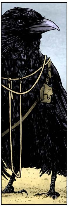 David Petersen's Mouse Guard-3rd vol.  the Black Axe  The year is 1115.   Leiam…