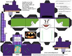DCF1: The Joker '89 Cubee by TheFlyingDachshund.deviantart.com on @deviantART