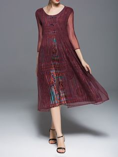 love this dress for the party look. It has sleeves, cannot be damaged by blood ( if we are using stage blood)Emily might love the under-layer pattern and color))