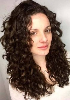 42 Awesome Long Hairstyles & Haircuts Trends To Wear Long Curly Hair, Easy Hairstyles For Long Hair, Curly Hair Cuts, Hairstyles Haircuts, Curly Hair Styles, Cool Hairstyles, 4b Hair, Updos Hairstyle, Bridal Hairstyle