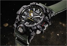 Casio G-Shock Mudmaster Lets You Live Life Hard and Dirty -  #casio #extreme #watches