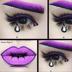 f467698cff18433cba2c66964e0fae04--pop-art-makeup-makeup-ideas.jpg (617×616) Life is too short to settle for the same sleep-inducing nude makeup look over and over again. You have earned the right to go bold and bright. Deck of Scarlet partners with the best Youtube artists to create a stunning limited edition palette every two months. Then deliver hot-of-the-press tutorials so you could master the art of getting your sexy on.