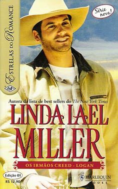 Meus Romances Blog: Logan - Linda Lael Miller - Estrela Do Romance nº ...