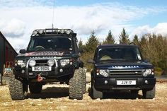 Monster Tuning: LandRover Discovery