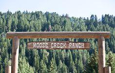 http://trueatelierblog.com/#/info/  Moose Creek Ranch in Victor, Idaho on the slope of the Tetons near Jackson Hole, Wyoming - moosecreekranch.com