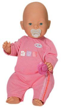 Zapf Creation Baby Born Magic Eyes Doll (Barcode EAN = 4001167806135). http://www.comparestoreprices.co.uk/dolls/zapf-creation-baby-born-magic-eyes-doll.asp