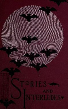 Barry Pain, Stories and Interludes (1892)