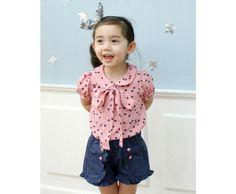 Vintage Inspired Girls Clothes Vintage Inspired green Floral Shorts for Little girls | Vindie Baby