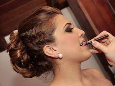 Penteados com tranças para noivas by Karina Bastos - Notícias - Noivas GNT