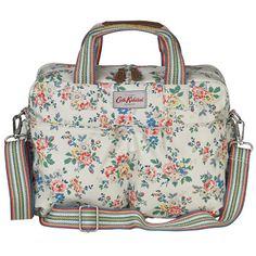 Kingswood Rose Premium Double Pocket Nappy Bag