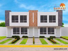 #conjuntosintegrales LAS MEJORES CASAS DE MÉXICO. CIPRÉS 2R es uno de nuestros modelos de vivienda dentro del fraccionamiento Los Héroes Chalco, donde podrá disfrutar de diferentes amenidades en una zona muy tranquila y con excelente ubicación. Este modelo de vivienda le ofrece un terreno de 53 metros cuadrados por una construcción de 65. En Grupo Sadasi, le invitamos a comprar su casa en nuestros desarrollos del Estado de México. 01 (55) 30919091