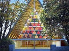 Christchurch, na Nova Zelândia, vai ganhar uma catedral feita de papelão