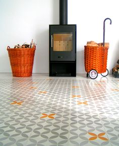 New Hydraulic Tiles - Pulidos Baquedano
