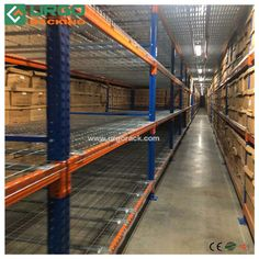 Galvanized Wire Welded Mesh for Pallet Racking Usage : Industrial, Warehouse Rack. Material : Steel. Structure : Rack. Type : Pallet Racking. Mobility : Adjustable. Height : 3-12m. Weight : 500-4000kg. Closed : Open. Development : New Type. Serviceability : Common Use. Surface Treatment : Powder Coating. Feature : Corrosion Protection. Certification : Ce. URGO Selective pallet rack is very cost-effective, providing high capacity storage and easy access to all pallets. It offers direct access… Pallet Racking, Racking System, Nanjing, Powder Coating, Storage Racks, Mesh, Wire, The Unit, Western Union