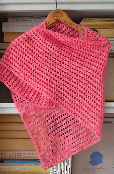 Spring Shawls! 12 Beautiful & Free Crochet Patterns