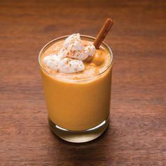 Forget about pumpkin spice lattes—try this doTERRA On Guard® Pumpkin Smoothie made with On Guard essential oil.