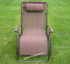 Extra Wide Brown Zero Gravity Chair. More Details At Http://www.