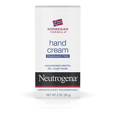 Neutrogena Norwegian Formula Hand Cream Fragrance Free 2 Oz pack of 6 * Visit the image link more details. (This is an affiliate link) Dry Hand Cream, Rough Hands, Hand Lotion, Dry Hands, Neutrogena, Health Facts, Fragrance, Dry Skin, Skin Peel