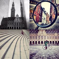 winners from #seemyleuven mobile photography contest, and who each have two pics exhibited at Museum M: . Two left pics: @phellicity Two right pics: @blueboxfever Congrats to you too!!