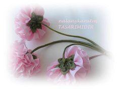 kurdele nakışı çiçek modelleri