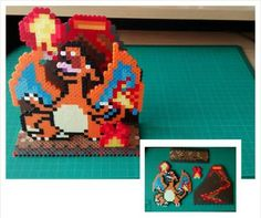 Charizard Diorama by DisasterExe