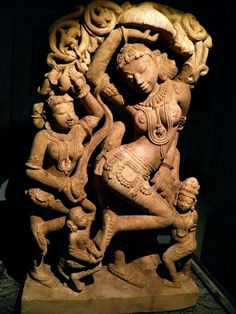 apsara-ecstatic spiritualcelestial dancers. In ancient days, gandarvas (celestial musicians) performed at the grand yajnas put on by Brahma and Vishnu.