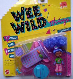 Wee wild dolls