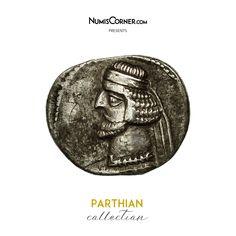 Unfortunately, this collectible item is no longer available ! ➽ Ask us to find it for you : Coin Parthia (Kingdom of) Mithradates IV Drachm Ekbatana Silver. Parthian Empire, Oriental, Coins, Silver, Poster, Fictional Characters, Inspiration, Collection, Biblical Inspiration
