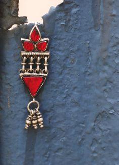 #earrings for #spring, #red