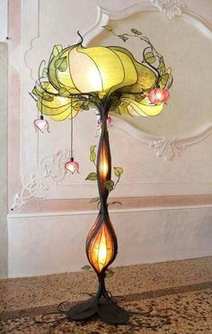 A pixie  hollow Lamp?