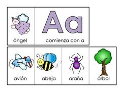 SPANISH ALPHABET BEGINNING SOUNDS FLIP BOOKS~ LIBRITOS DEL ALFABETO - TeachersPayTeachers.com