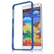 Bumper Galaxy Note 3 - 0.7 mm Metal Azzurro  € 12,99