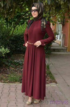 Sefa merve  style hijab