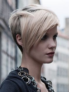 shaved side hairstyles for women - Short Shaved Hairstyles for ...