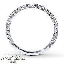 Neil Lane Bridal® 1/3 Carat t.w. Diamond Wedding Band