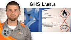 WorkSafe: GHS Labels
