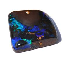 Opale Boulder d'australie 3.2 g ( 16 carats )