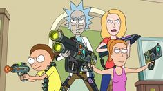 Rick and Morty Season 3 Release Date, Preview Trailer, Interviews And More