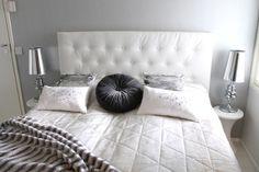 Ihana makuuhuone, Home White Home - blogista