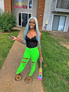 Cute Swag Outfits, Dope Outfits, Girl Outfits, Casual Outfits, Fashion Outfits, Summer Birthday Outfits, Summer Outfits, Black Girl Fashion, Teen Fashion
