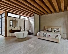 Daring Bathroom Design With Open Design Outstanding Master Bathroom Floor Plans